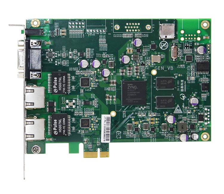 GEN Series EtherCAT Motion Control Card